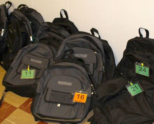 backpack ministries